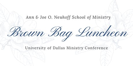 Alumni Brown Bag Luncheon tickets