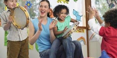 All Abilities Awareness Music Class Ages 5-12