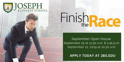 Let Us Help You Finish The Race!