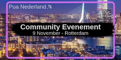Pua Nederland Event - November