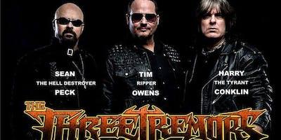 THE THREE TREMORS @Ragnarok Live CLUB, B-3960 BREE