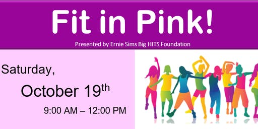 Fit in Pink!