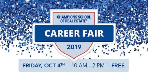 Houston Real Estate Career Fair