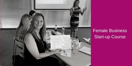 Female Business Start-Up Course tickets
