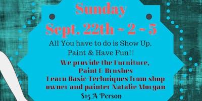 Chalk Paint Social
