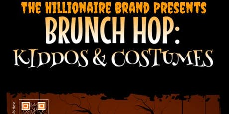 Brunch Hop: Kiddos & Costumes tickets