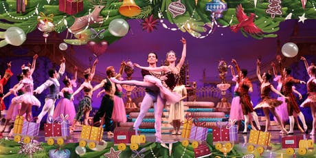 The Nutcracker presented by Texas Ballet Theater tickets