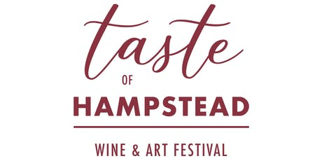 Taste of Hampstead Wine + Art Festival tickets