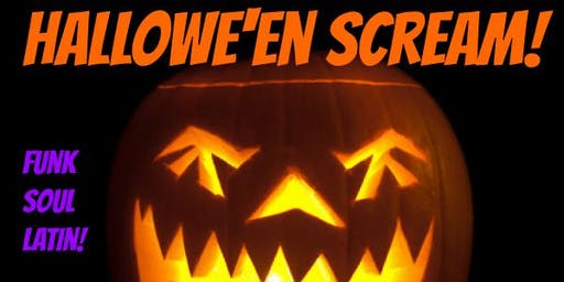 Halloween Scream with Groove Kitchen at Hermann's