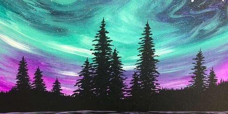Aurora Reflections Friday night Paint Party! tickets