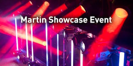Martin Showcase at Adlib, Liverpool tickets