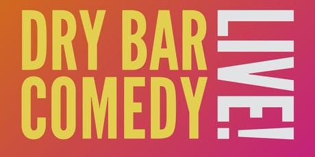 Dry Bar Comedy tickets