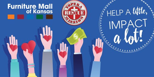 Help A Little, Impact A Lot!! - TRM Fundraiser Extravaganza