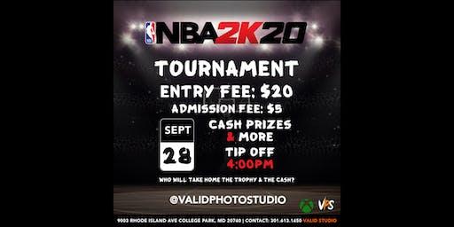 VALID STUDIO NBA 2k20 TOURNAMNET