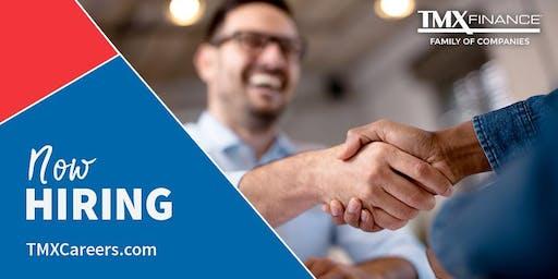 TitleMax Career Day in Bloomington, Illinois!
