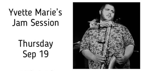 Yvette Marie's Jam Session: A Night of Jazz ft. Sam Taylor tickets