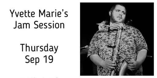 Yvette Marie's Jam Session: A Night of Jazz ft. Sam Taylor