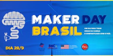 Maker Day Brasil 2019 ingressos