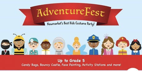 Alive Church Presents Adventurefest tickets