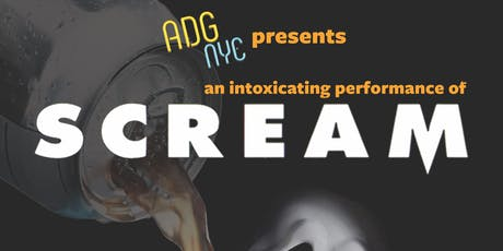 A Drinking Game NYC presents: Scream tickets