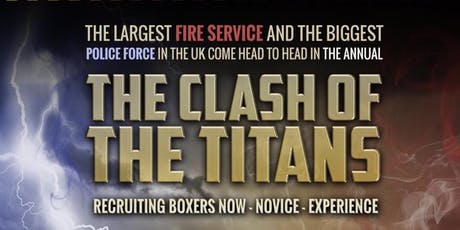 The Clash of the Titans / Londons Finest tickets
