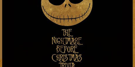 The Nightmare Before Christmas Trivia tickets