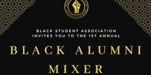 Black Alumni Mixer (Alumni and Current Students Only)