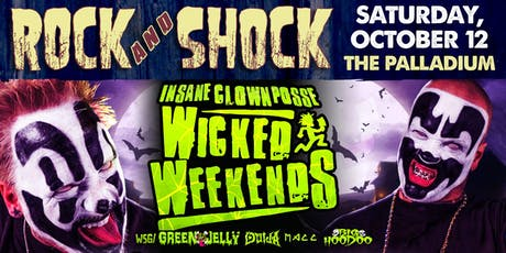 ROCK AND SHOCK 2019 feat. INSANE CLOWN POSSE tickets