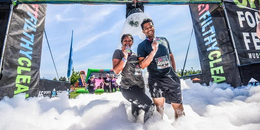 The 5K Foam Fest - Moncton, NB