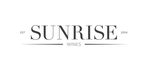 Sunrise Wine Tasting