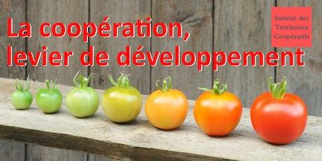 La coopération, un levier de développement billets