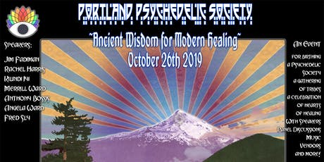Portland Psychedelic Conference 2019 tickets