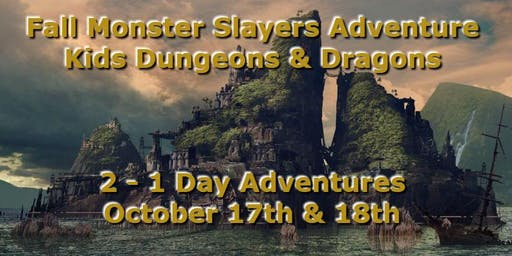 Fall Monster Slayer's Adventure