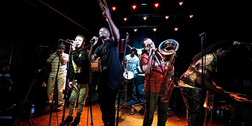 SOLD OUT: Rebirth Brass Band