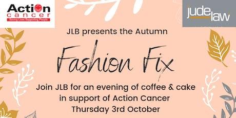 Autumn Fashion Fix  tickets