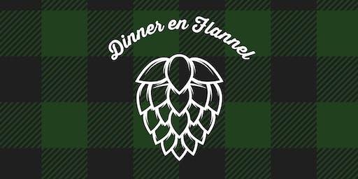 Dinner en Flannel