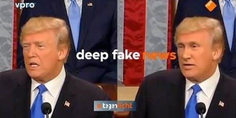 Tegenlicht Meet Up 040 Deep Fake News tickets