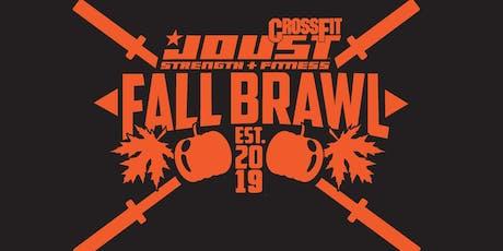 Joust Fall Brawl tickets