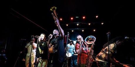 Rebirth Brass Band @ SPACE tickets