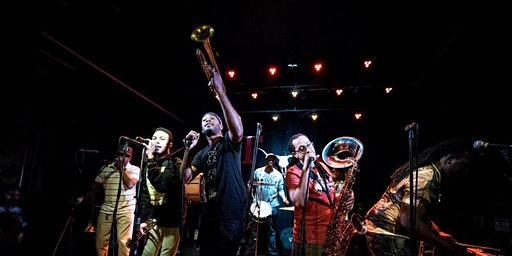 SOLD OUT: Rebirth Brass Band @ SPACE
