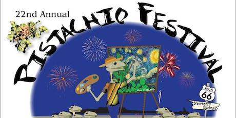 Pistachio Festival tickets