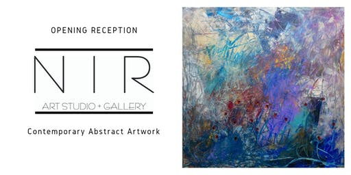 Nir Art Studio + Gallery Opening Reception