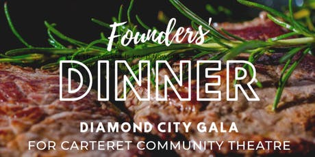 Diamond City Gala Founders' Dinner and Art Benefit tickets