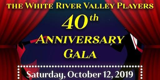 WRVP 40th Anniversary Gala