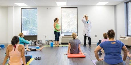 Yogapuncture at Virginia University of Integrative Medicine tickets