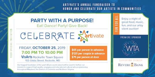 Celebrate Artivate! 2019