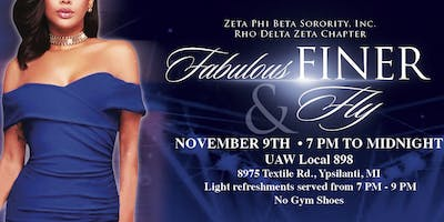 Fabulous, Finer and Fly Party