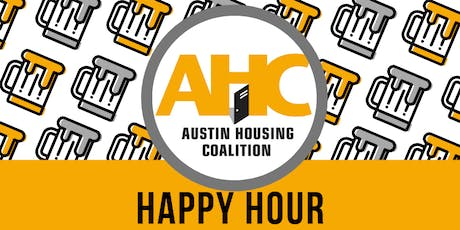 September Austin Housing Coalition Happy Hour tickets