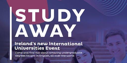 Study Away: Ireland's International Universities E
