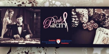 Pink in the City - Masquerade Ball Casino Royale 2019 tickets